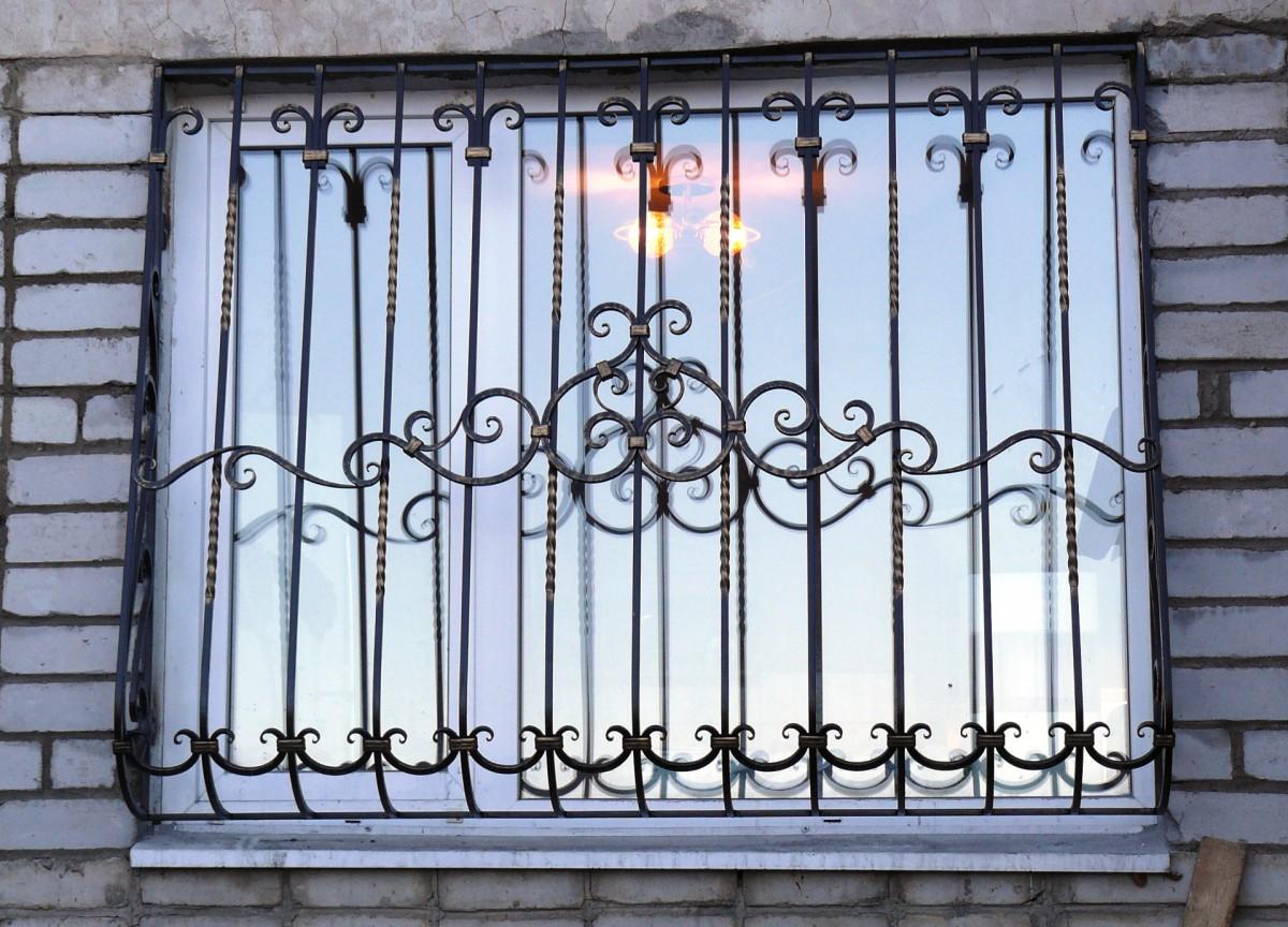 Заказать решетки на окна в Волгограде и области!